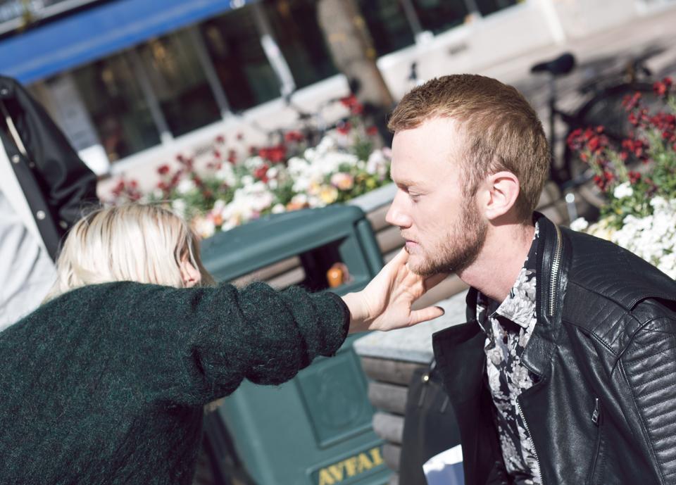 Behind the Scenes: Plåtning Herrmode